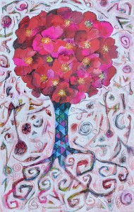 THE FLOWER TREE